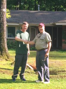 Satisfied Tree Service Testimonial